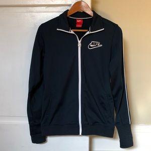 Men's Nike Warm-Up Jacket - Blue